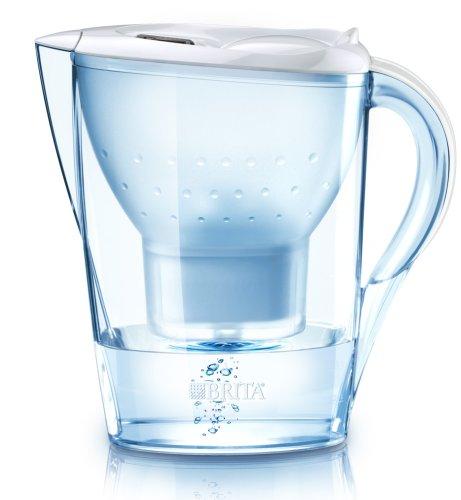 Brita Marella Cool funktionaler Wasserfilter, weiß