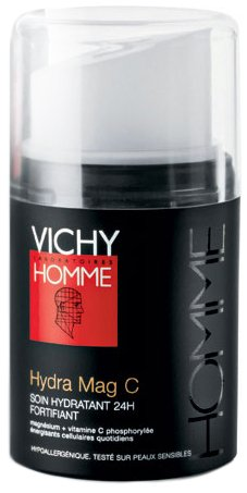 VICHY HOMME HYDRA MAG C Trattamento Idratante 24 HR 50 ML