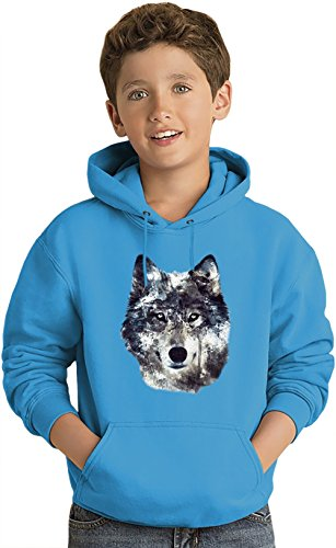 wolf-illustration-lightweight-hoodie-for-kids-80-cotton-20polyester-dtg-printing-unique-custom-jumpe