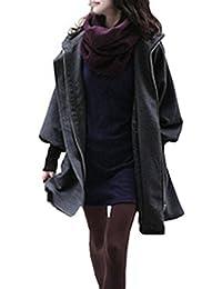 Suchergebnis auf f r oversize mantel f r damen - Oversize mantel damen ...