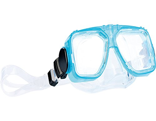 Speeron Professionelles Schnorchelset mit Taucherbrille und Schnorchel
