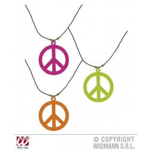 Collar hippie en rosa