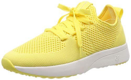 Marc O\'Polo Damen Sneaker, Gelb (Yellow 260), 40 EU