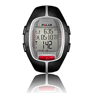 Polar RS300X G1 Heart Rate Monitor Watch - Rouge