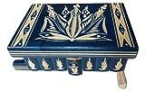 Nueva hermosa caja mágica, misteriosa caja, puzzle caja, caja secreta, hecha a mano, casilla complicado, caja de madera tallada, regalo perfecto, juguete de madera