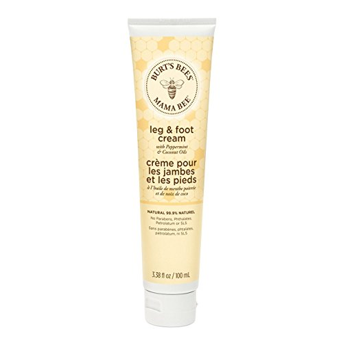 Burt's Bees Mama Bee Leg and Foot Cream, 100 ml