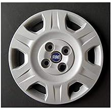 Altre Marche Juego de 4 tapacubos para Fiat Punto 2 Serie 99>05