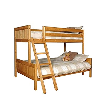 TRIPLE BUNK 3ft & 4ft PINE or WHITE with Mattress Option ENMORE Solid Wood
