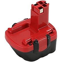POWERAXIS 12V 3000mAh Ni-MH Reemplazo Batería para Bosch 22612 3360 3455 32612 3360K 3455-01 BAT043 BAT045 2607335261 2607335262 2607335273 2607335274 2607335374 2607335375 12V GSB 12VE-2 PSR 12VE-2