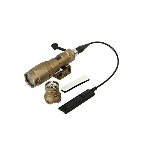 WORLDSHOPPING4U TACTICAL ELEMENT M300180LUMENS MINI LIGHT SCOUT EX 191LAMPARA DE BOLSILLO DE