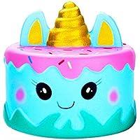 Lilicat Kawaii Spielzeug Cartoon Kuchen langsam Steigende Creme duftenden Stressabbau Baby Spielzeug Kinder Toy (As Shown)