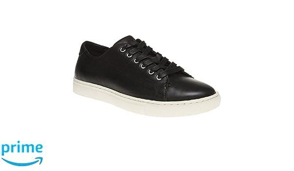 71e466a35 Ralph Lauren Waverly Trainers Black 6 UK  Amazon.co.uk  Shoes   Bags