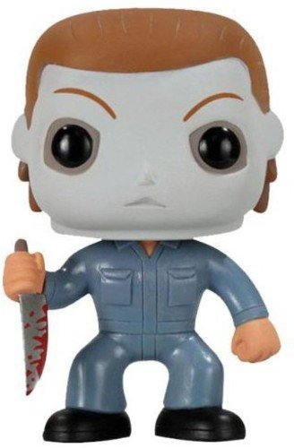 Funko 2296 POP! Vinylfigur: Horror: Michael Myers (Halloween-dekoration Myers Michael)