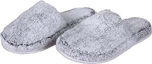 Sensei La Maison du Coton 03036.0555 Mules Polaire Chamonix Microfibre Anthracite