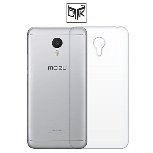 TheGiftKart™ Ultra Clear Thin Protective Soft TPU Transparent Back Cover for Meizu M3 NOTE  available at amazon for Rs.149