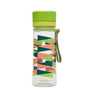 Aladdin 32383 AVEO Trinkflasche Kids, fern, 0.35 Liter