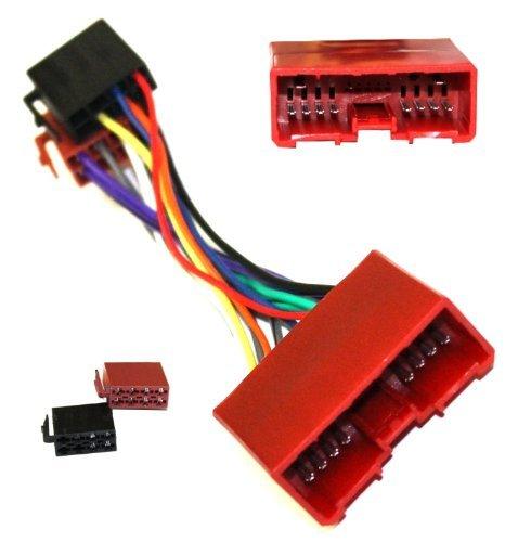 AERZETIX - B9 ISO-Konverter - Adapter - Kabel Radioadapter Radio Kabel Stecker ISO-Kabel Verbindungs