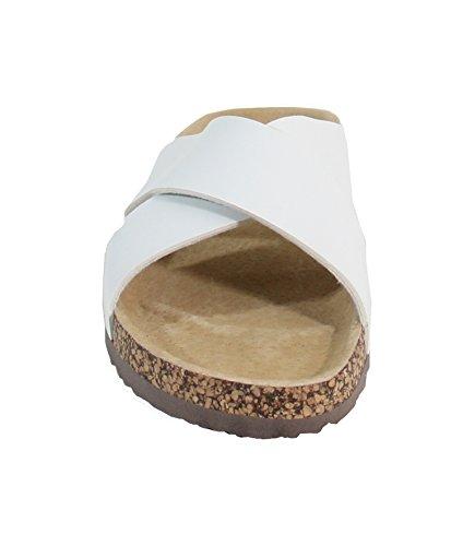 By Shoes - Zoccoli e sabot Donna Bianco