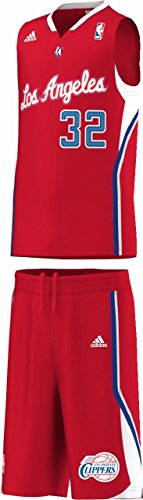kit-clippers-32-griffin-rosso-13-14-los-angeles-clippers-adidas-176-cm-rosso