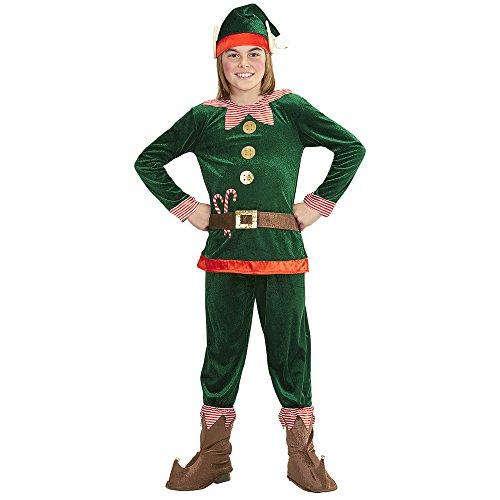 Kinderkostüm Elf Santas kleiner ()