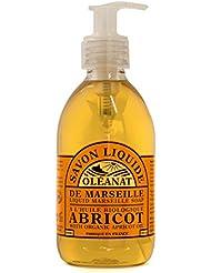 Oléanat Savon Liquide Bio à l'Abricot 300 ml