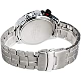 CURREN 8148 Men's Stainless Steel Analog Watch with Date Display