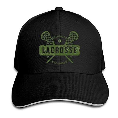 Jxrodekz Lacrosse Sports Cap Unisex Low Profile Baseball Hat WF6780