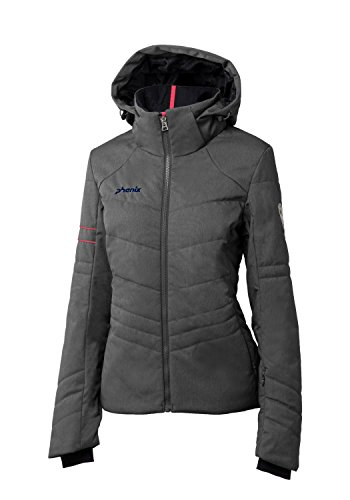 Phenix Damen Powder Snow Jacket Skijacke Heathered Grey 42