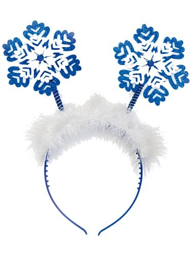 - Schneeflocke Kostüm Schmuck