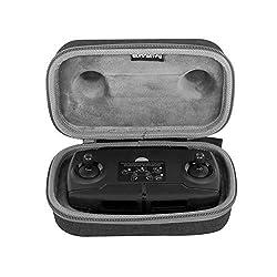 Hensych tragbar Tragetasche Schützende Aufbewahrungstasche für Mavic Mini,für Drone Body/für Fernbedienung/für Drone Body + Remote Controller(Fernbedienung Bag)