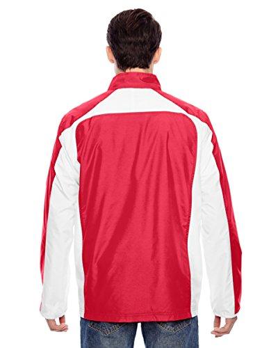Équipe 365tt76Squad Veste pour homme Sport Red