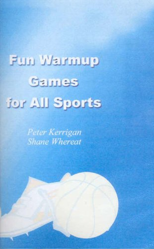 Fun Warm-up Games for All Sports [VHS]