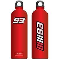 c19d00d1ffc Marc Marquez 2018 93 Aluminium Water Bottle Drinks Flask Official Honda  MotoGP