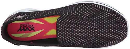 Skechers da Kindle Donna Ginnastica Basse Go Black 4 pink Scarpe Walk FqHfUxF6rw