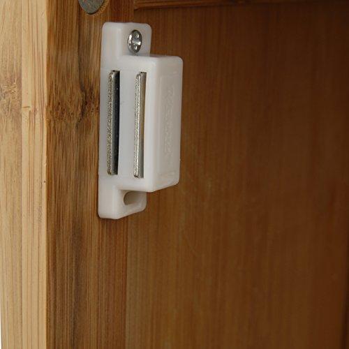 Bambus Badezimmer Unterschrank - 6