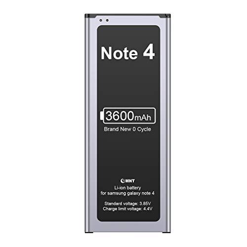 EMNT Batería para Samsung Galaxy Note 4