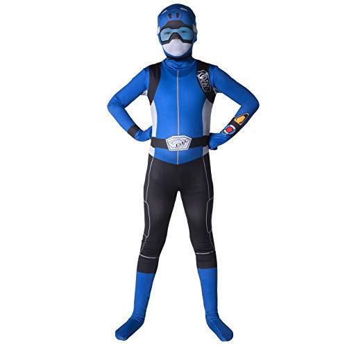 - Blue Power Ranger Morphsuit