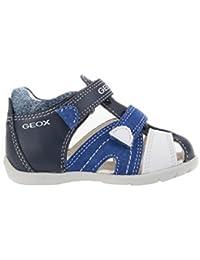 GEOX Sandale B8221B 085BN c0653 24 Blanc