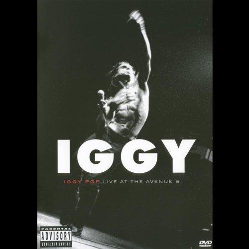 Iggy Pop : live at the avenue B