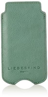 Liebeskind Berlin Mobile9 Mobile9 Unisex Handyhüllen 7x13x1cm (B x H x T), Grün (green green/ vintage)