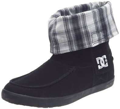 DC Shoes Twila Se Womens Boot, Chaussures de skate femme - Noir (Noir), 37 EU