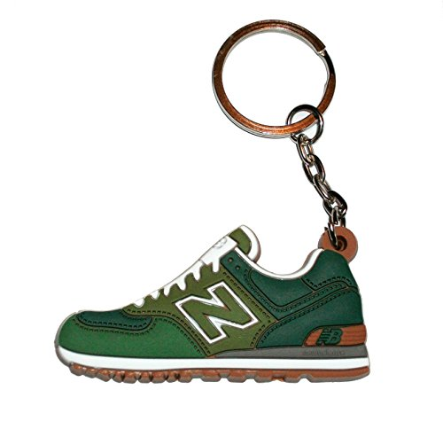 new-balance-sneaker-keyring-keychain-green