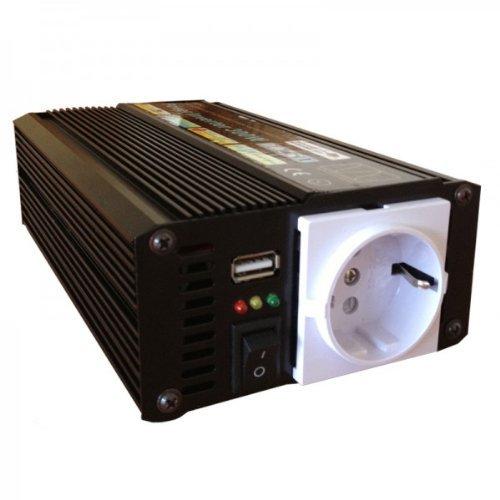 Convertisseur de tension 12V vers 220V – puissance 300W – signal pur sinus_EXPEDIE DEPUIS LA FRANCE Achat