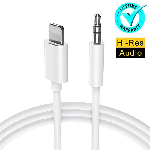 Aux Cable for iPhone in Car 3.5m...