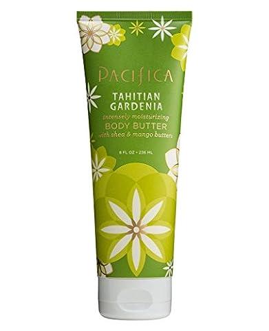 Pacifica Body Butter Tahitian Gardenia Vegan