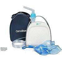 Preisvergleich für Omnibus Premium BR-CN151 Inhaliergerät Inhalator Aerosol Therapie Vernebler Inhalation Kompressor