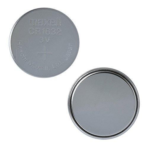 Maxell Batterie au lithium CR1632 3 V 1 Lot (5) Piles à usage unique