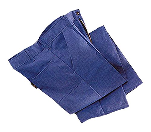 Prossor TR10 colore: blu Navy, 76 T/C-Pantaloni da uomo