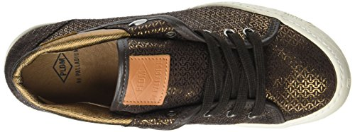 PLDM by Palladium Gaetane Mbr, Baskets Hautes Femme Marron (Bronze)