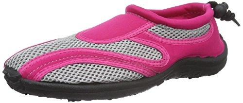 Beck Aqua, Chaussures de sport aquatiques mixte adulte Rose - Pink (pink 06)